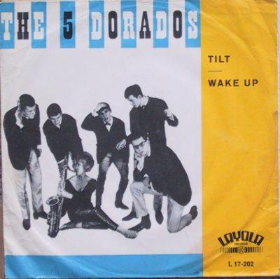 5 Dorados The Shakin All Over Giddy Up Twist